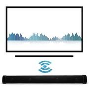 维尔晶 壁挂式无线蓝牙音箱 无线音响 家庭影院高端音响 大功率播放