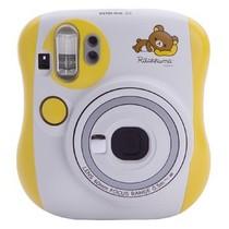 富士 趣奇(checky)instax mini25相机 轻松小熊特别版(鹅黄色)产品图片主图