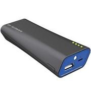 智仕玛(G-SIMAR) S02 5600mAh黑蓝 移动电源 小米华为三星苹果iphone5s4s通用手机充电宝器