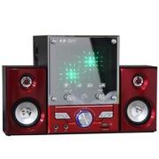 先科 SA-7005 2.1声道多媒体有源音箱 USB组合音响 插卡音箱 低音炮