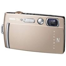 富士 FinePix Z1010 数码相机 香槟金(1600万像素 5倍光变 28mm广角 3.5英寸触摸屏)产品图片主图