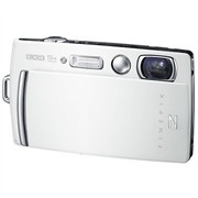 富士 FinePix Z1010 数码相机 白色(1600万像素 5倍光变 28mm广角 3.5英寸触摸屏)