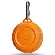 爱派 迷你3.0蓝牙音箱 无线音箱 车载音箱 便携式户外旅行音箱 免提电话 带挂扣 橙色