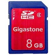 Gigastone 8G SDHC高速存储卡(class4)