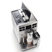 飞利浦 HD8856/05 带有集成式储奶容器 自动浓缩咖啡机