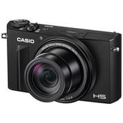 卡西欧 EX-100 数码相机 黑色 (1210万像素 10.7X光变 3.5英寸超高清LCD 28mm广角)