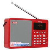 德生 ICR-110 广播录音机/数码音频播放器 (红色)