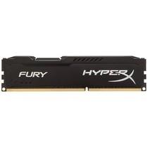 金士顿 骇客神条 Fury系列 DDR3 1866 8GB台式机内存(HX318C10FB/8)黑色产品图片主图
