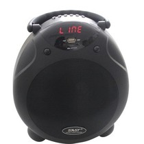先科 ST-1501D  5寸户外电瓶拉杆音箱 大功率|广场舞|会议演唱|移动便携组合音响产品图片主图