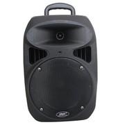 先科 ST-1208 8寸户外电瓶拉杆音箱 大功率|广场舞|会议演唱|移动便携组合音响