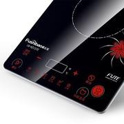 富士宝 IH-H2137C 触摸式超薄电磁炉赠汤锅+炒锅