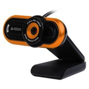 双飞燕 PK-920H 1080p高清摄像头 黑橙