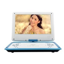 金正 移动电视DVD EVD-12 14英寸全格式便携式DVD播放器 3D游戏高清光盘影碟机产品图片主图