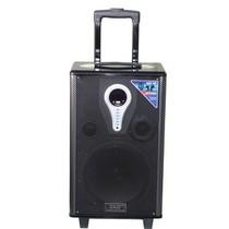 先科 ST-1507 10寸户外电瓶拉杆音箱 广场跳舞|会议演唱|大功率插卡便携移动组合音响产品图片主图