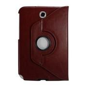 爱酷多 三星Note8.0 N5110保护套 N5100仿牛皮套 智能休眠支架 棕色