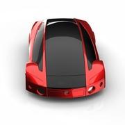 浦桑尼克 全自动智能扫地机器人遥控跑车+手持吸尘器 两用扫地机Pro-720