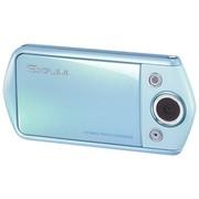 卡西欧 EX-TR350S 数码相机 礼盒版 浅蓝色 (1210万像素 3.0英寸超高清LCD 21mm广角 自拍神器)