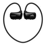 索尼 NWZ-W273S 防滴溅运动式MP3 游泳时可佩戴的Walkman 4G 黑色