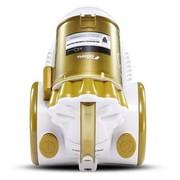 德尔玛 DX199E 家用 迷你除螨 无耗材 旋风吸尘器