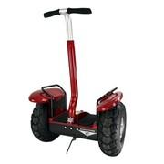 风彩 越野款智能体感平衡思维车 陀螺仪代步平衡车 双轮电动迷你车 36v铅酸电池款 红色