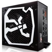 游戏伙伴 额定650W 英雄 HOP650 电源(80PLUS金牌/模组化/支持SLi/大尺寸设计/超静音)