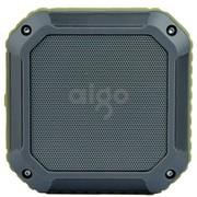 爱国者 蓝牙音箱BT108 户外音箱NFC配对 蓝牙音响 低音炮超低功耗 防水防摔防尘 军绿色