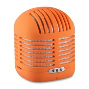 爱魔客 HS-2006 可爱 蓝牙音箱 低音炮 手机便携 免提通话插卡无线小音箱 橙色