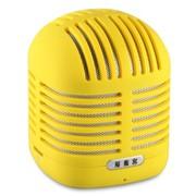 爱魔客 HS-2006 可爱 蓝牙音箱 低音炮 手机便携 免提通话插卡无线小音箱 黄色