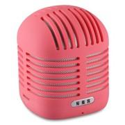 爱魔客 HS-2006 可爱 蓝牙音箱 低音炮 手机便携 免提通话插卡无线小音箱 粉色