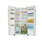 海尔 BCD-568WDPF 568升对开门(白色)产品图片3