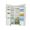 海尔 BCD-568WDPF 568升对开门(白色)产品图片4