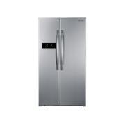 美的 BCD-516WKM(E) 516升对开门冰箱(泰坦银)