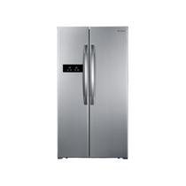 美的 BCD-516WKM(E) 516升对开门冰箱(泰坦银)产品图片主图