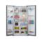 美的 BCD-516WKM(E) 516升对开门冰箱(泰坦银)产品图片2