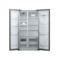 美的 BCD-516WKM(E) 516升对开门冰箱(泰坦银)产品图片4