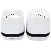 亿豆 Ed-m808 2.0声道 USB 笔记本电脑音箱 经典白