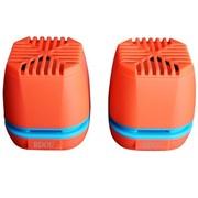 亿豆 Ed-m808 2.0声道 USB 笔记本电脑音箱 糖果橙
