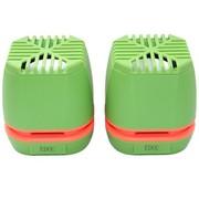 亿豆 Ed-m808 2.0声道 USB 笔记本电脑音箱 军容绿
