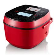 洛贝 LBF-310AH  3L方煲 高端 智能预约电饭煲 红色