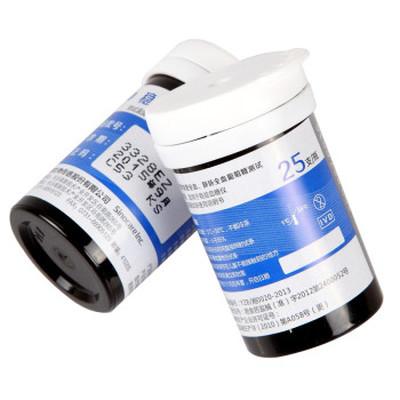 三诺 稳益套装(血糖仪器+50条试纸+50支针+采血笔)产品图片5