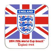 果珈 巴西世界杯纪念版手机平板通用充电宝小米5S移动电源8400毫安 英格兰