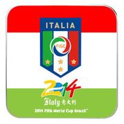果珈 巴西世界杯纪念版手机平板通用充电宝小米5S移动电源8400毫安 意大利