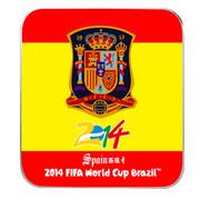 果珈 巴西世界杯纪念版手机平板通用充电宝小米5S移动电源8400毫安 西班牙