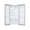 美菱 BCD-518WEC 518升对开门冰箱(月光银)产品图片3