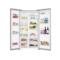 美菱 BCD-518WEC 518升对开门冰箱(月光银)产品图片1