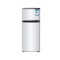 奥马 BCD-118A3 118升双门冰箱(傲银色)产品图片主图