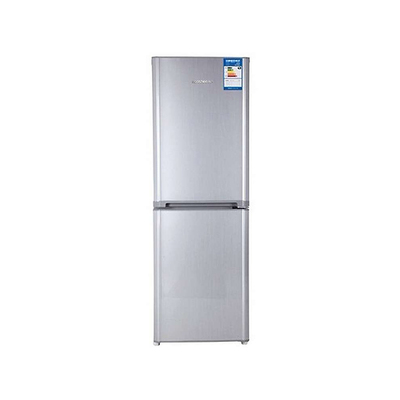 容声 BCD-201E/A-A61 201升双门冰箱(银色)产品图片1