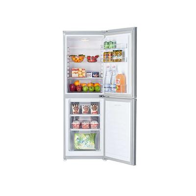 容声 BCD-201E/A-A61 201升双门冰箱(银色)产品图片3