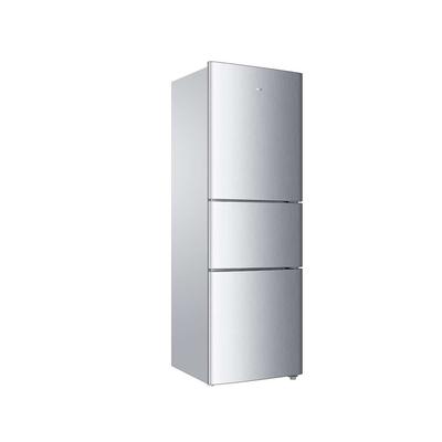 海尔 BCD-205STPH 205升三门冰箱(银色)产品图片2