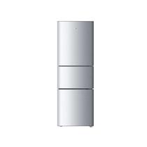 海尔 BCD-205STPH 205升三门冰箱(银色)产品图片主图